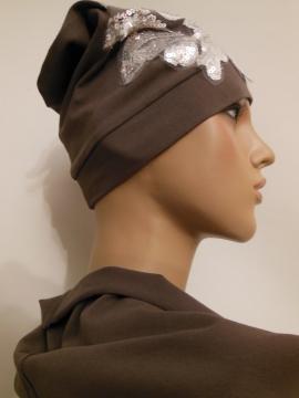 Designer Glam Mütze
