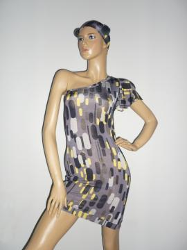 Exklusive Kombination Kleid + Haarband
