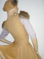 Kombination Kleid + Mütze