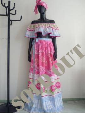 Kombination Kleid + Band